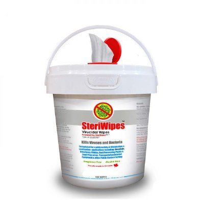 Steriwipes 160ct