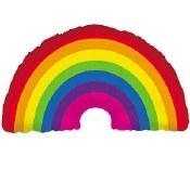 Rainbow Supershape
