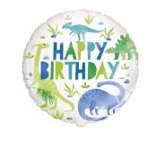 Dinosaur 18 Foil Balloon