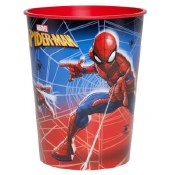 Spiderman 16oz Plastic Cup