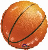 Basketball 18in Foil