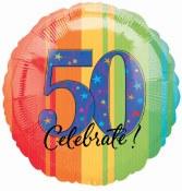 Celebrate 50th Foil