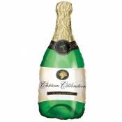 Champagne Bottle Super Foil