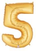 #5 Gold Supershape Foil