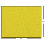 Poster Board-yellow