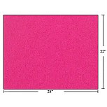 Poster Board-hot Pink