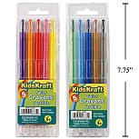 Twist Crayons 5ct
