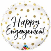 Engagement 18in Balloon