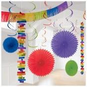 Decor Kit Rainbow Bright