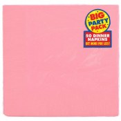 New Pink Dinner Napkins