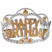 Birthday Tiara Gold