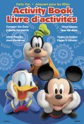 Mickey Activity Books