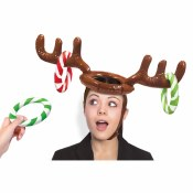 Reindeer Toss Game
