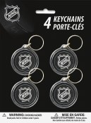 Nhl Keyrings