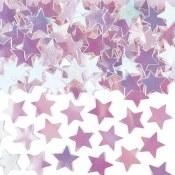 Star Confetti Irredescent