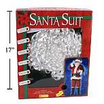 Santa Suit Deluxe Plush
