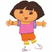 Dora Supershape Foil