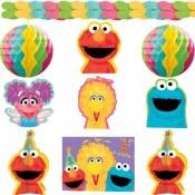 Sesame Street Room Decor Kit