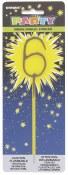 #6 Sparkler Candle