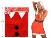 Mrs Claus Apron