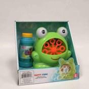 Frog Bubble Machine