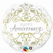 Anniversary Foil Balloon