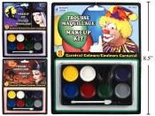 Face Paint 8 Carnival Colours