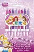 Disney Princess Candle Set