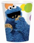 Sesame 16 Oz Plastic Cup