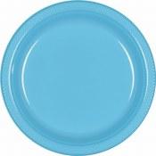 Caribbean Dinner Plastic Plate