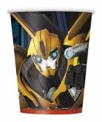 Transformers Prime Plastic Cup