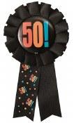 50th Award Ribbon