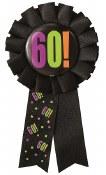 60th Award Ribbon