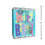 Happy Birthday Gift Bag