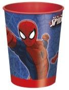 Spiderman 16oz Plastic Cup