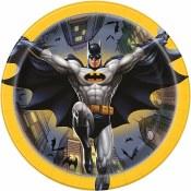 Batman Dessert Plates
