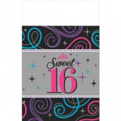 Sweet 16th Tablecover