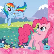 My Little Pony Bev Napkins