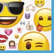Emoji Beverage Napkins