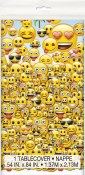 Emoji Plastic Tablecover