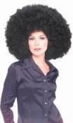 Super Afro Wig Black