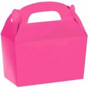 Treat Box Hot Pink