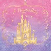 Princess Disney Lunch Napkins