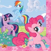 My Little Pony Lunch Napkins