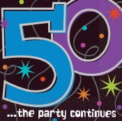 50th Tablecover