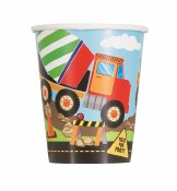 Construction Paper Cups