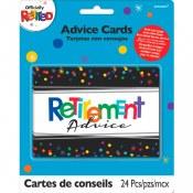 Retirement Advice Cards