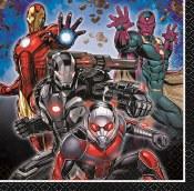 Avengers Beverage Napkins