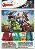 Avengers Latex Balloons