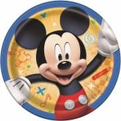 Mickey Mouse Dessert Plates